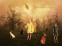Leslie Hal lBrown - Through the Garden of Childhood