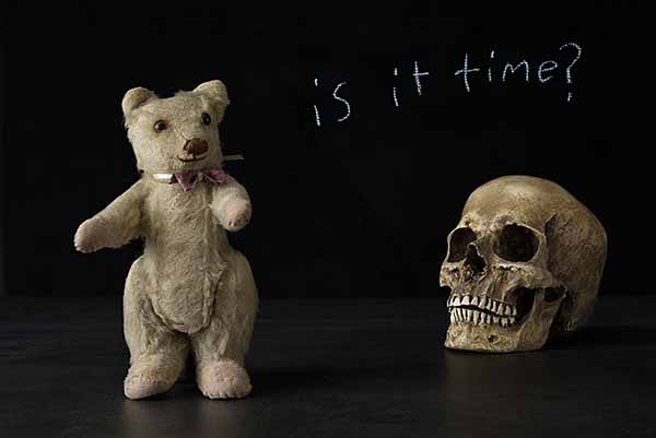 Tim Brill, Is it time?