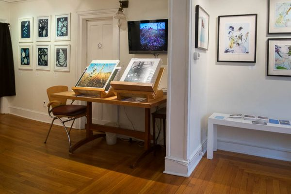 Portfolio Showcase, April. portfolios by Angilee Wilkerson and Michael O'Shea