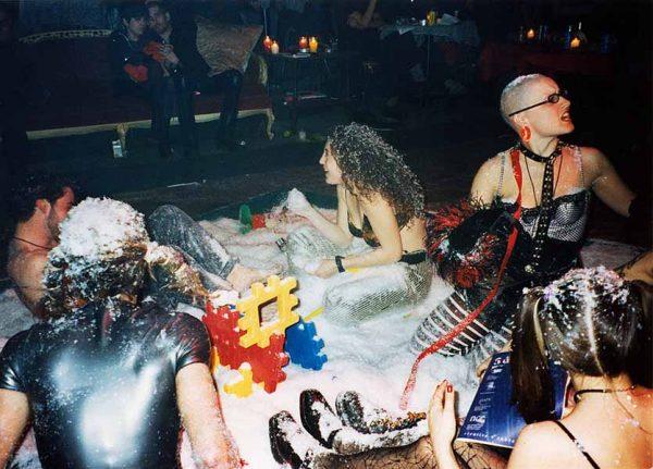 Amy Shapiro, 1995 Deviant Playground