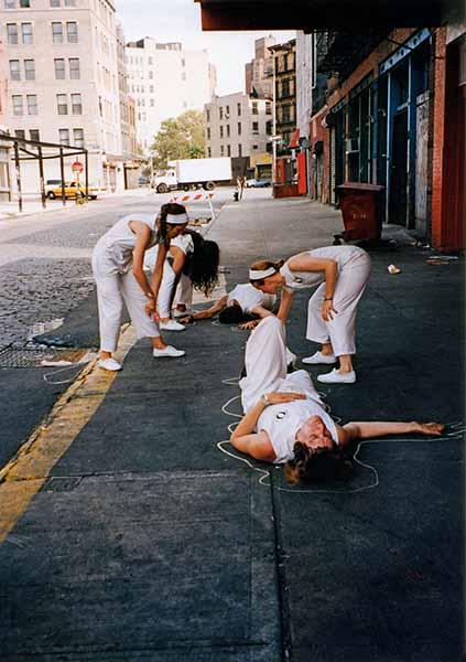Amy Shapiro, 1996 Hit and Run