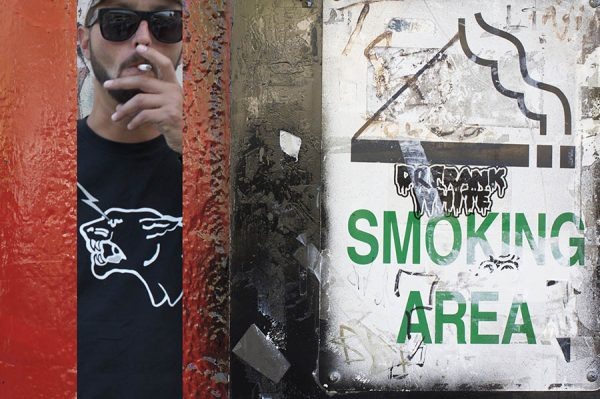 Ellen Feldman, Smoking Area