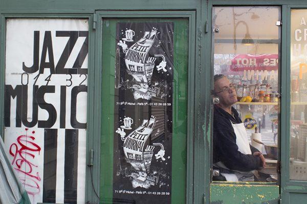 Jazz Music II by Ellen Feldman