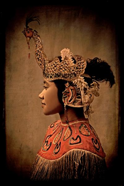Ava - Indonesian Heritage by Melissa Lynn