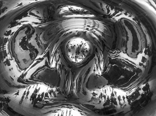 Anamorphosis No.1 by Emily Corbató