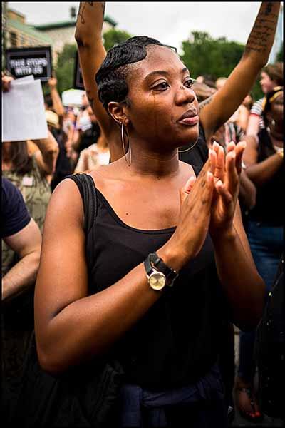 Black Lives Matter III by Ben Arnon