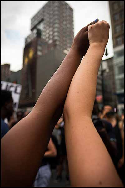 Black Lives Matter V by Ben Arnon
