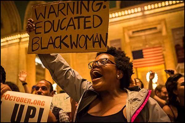 Black Lives Matter VI by Ben Arnon