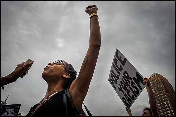 Black Lives Matter VII by Ben Arnon