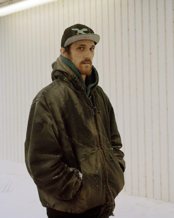 "Untitled (jacket) by Joe Librandi-Cowan, pigment print, 16""x20"",open edition, $400"