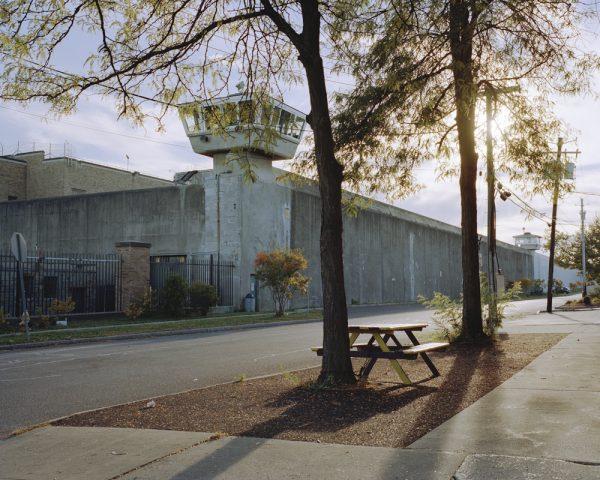 """Auburn Prison by Joe Librandi-Cowan, pigment print, 16""""x20"""",open edition, $400"""