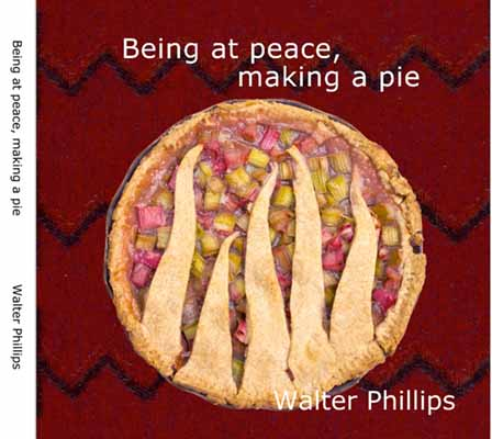 Being at Peace, Making a Pie by Walter Phillips