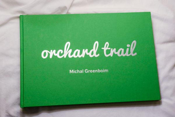 Orchard Trail Book by Michal Greenboim