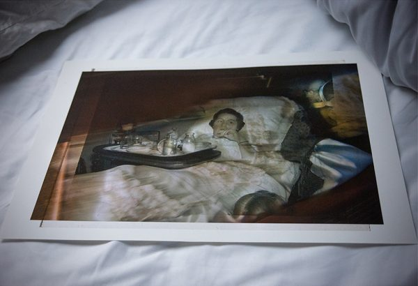 Visiting Mom In the Hospital Again 2017, 12x18 Archival inkjet print on Hahnemuhle Photo Rag 1/10 $450 by Kev Filmore