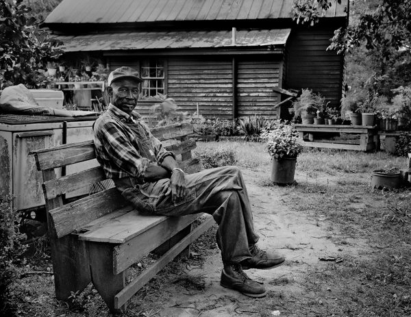James Cox, Oglethorpe County, Georgia, 1987 by Vaughn Sills