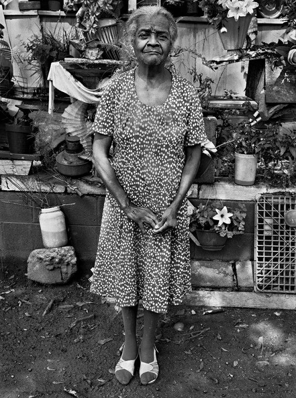 Annie Belle Sturghill, Athens, Georgia, 1988 by Vaughn Sills