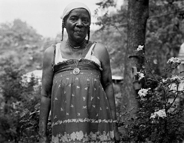 Bea Robinson, Athens, Georgia, 1987 by Vaughn Sills