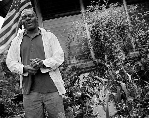 Ray Sims, Columbia, South Carolina, 2005 by Vaughn Sills
