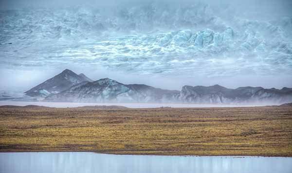 Glacier 2 by Barrack Evans