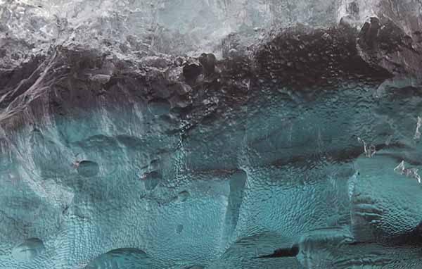 Frozen Stripes by Barrack Evans