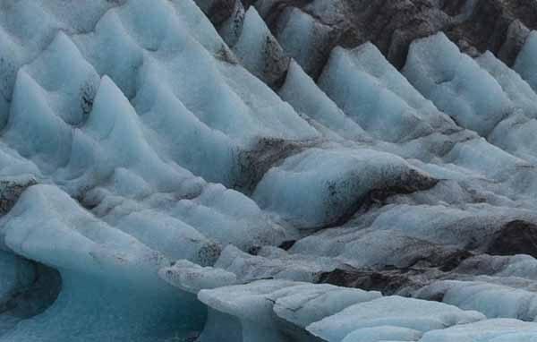 Iceberg 3 by Barrack Evans