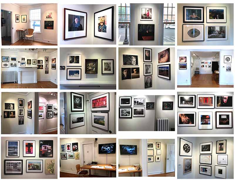 4th Annual Group Show in galleries of Davis Orton Gallery