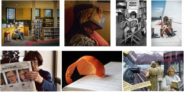 photographs by: (top to bottom, left to right) Charles Mintz, Marcie Juran, Ellen Shut, Ken Tannenbaum, Ellen Feldman, Lisa Stancati, Linda Rogers