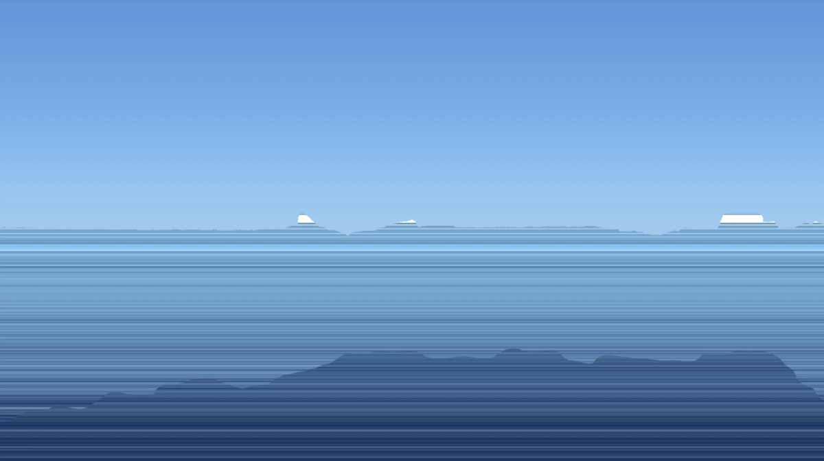 Diamond Beach, Still from video by Matt Frieburghaus