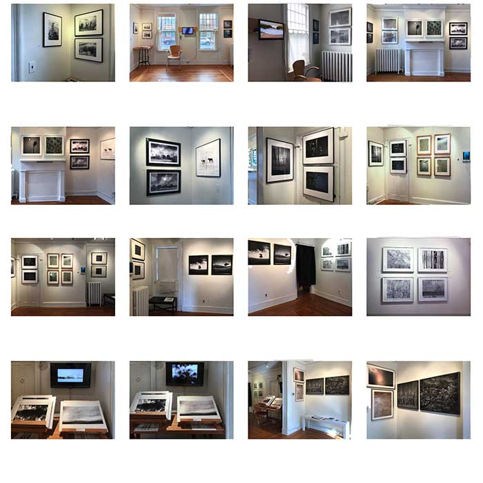 LandEscapes, photography and video, curated by Carla Shapiro and Ruth Wetzel
