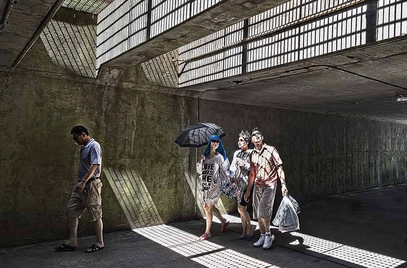 Underpass by Ken Tannenbaum