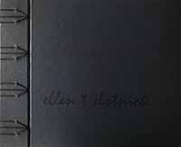 Apparition, an artist book by Ellen Slotnick