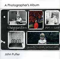 A Photographer's Album - a book by John Puffer