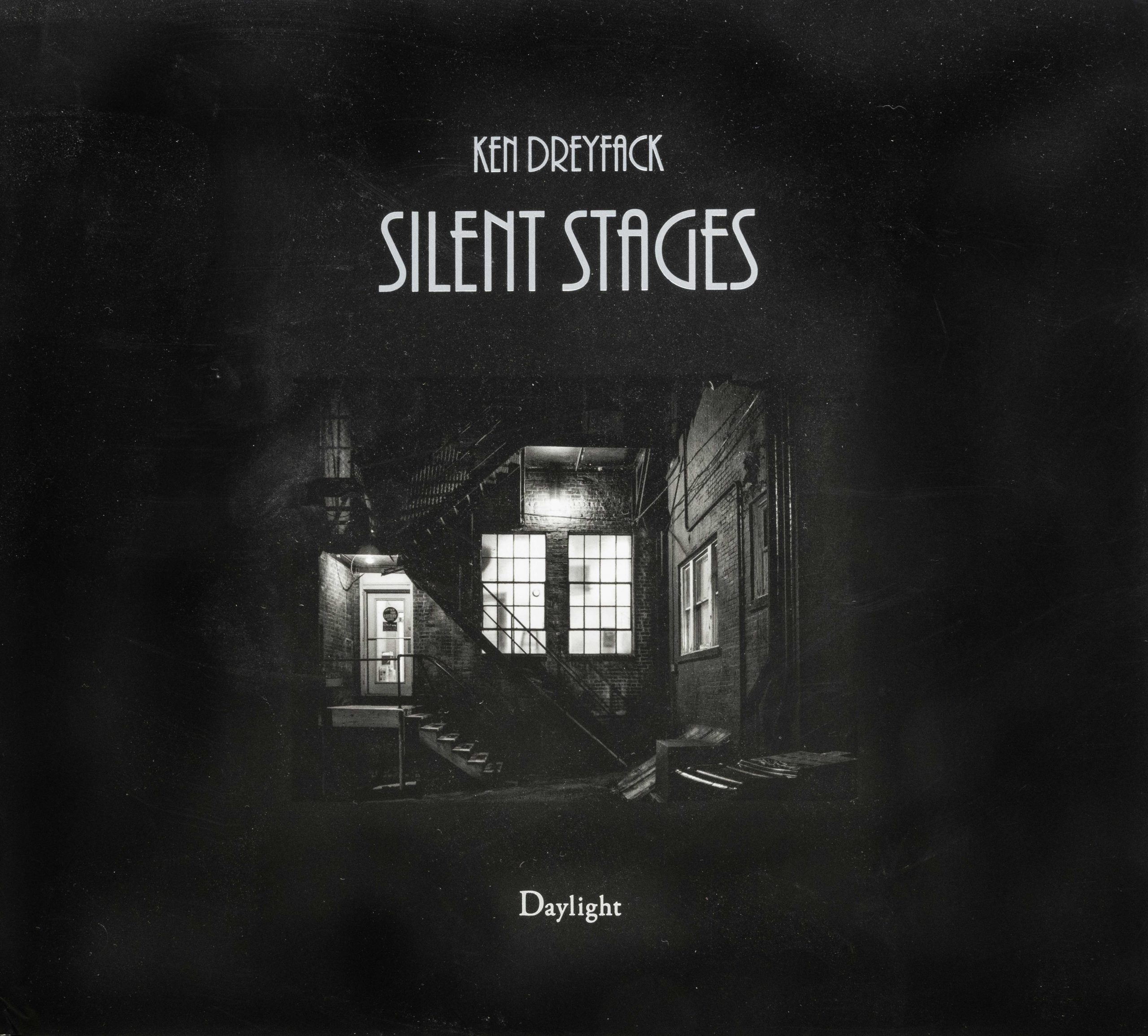 Book by Ken Dreyfack Silent Stages