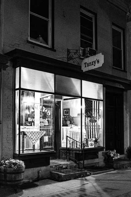 Tanzy's, Hudson NY, 2019