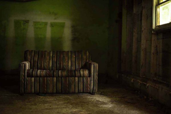 photo, Anna Leal, The Sofa