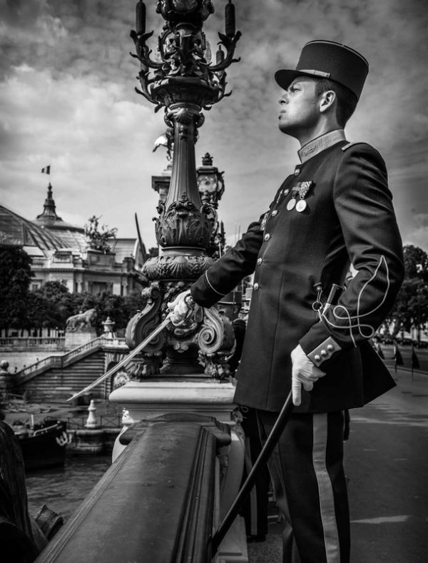 photo, Louis Foubare, The French Soldier