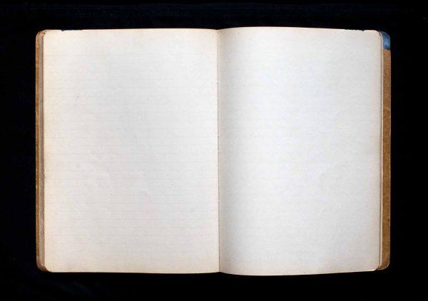 Blank Slate by Susan Higgins
