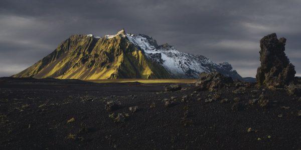 Landscape #42 by Tomas Pickarski