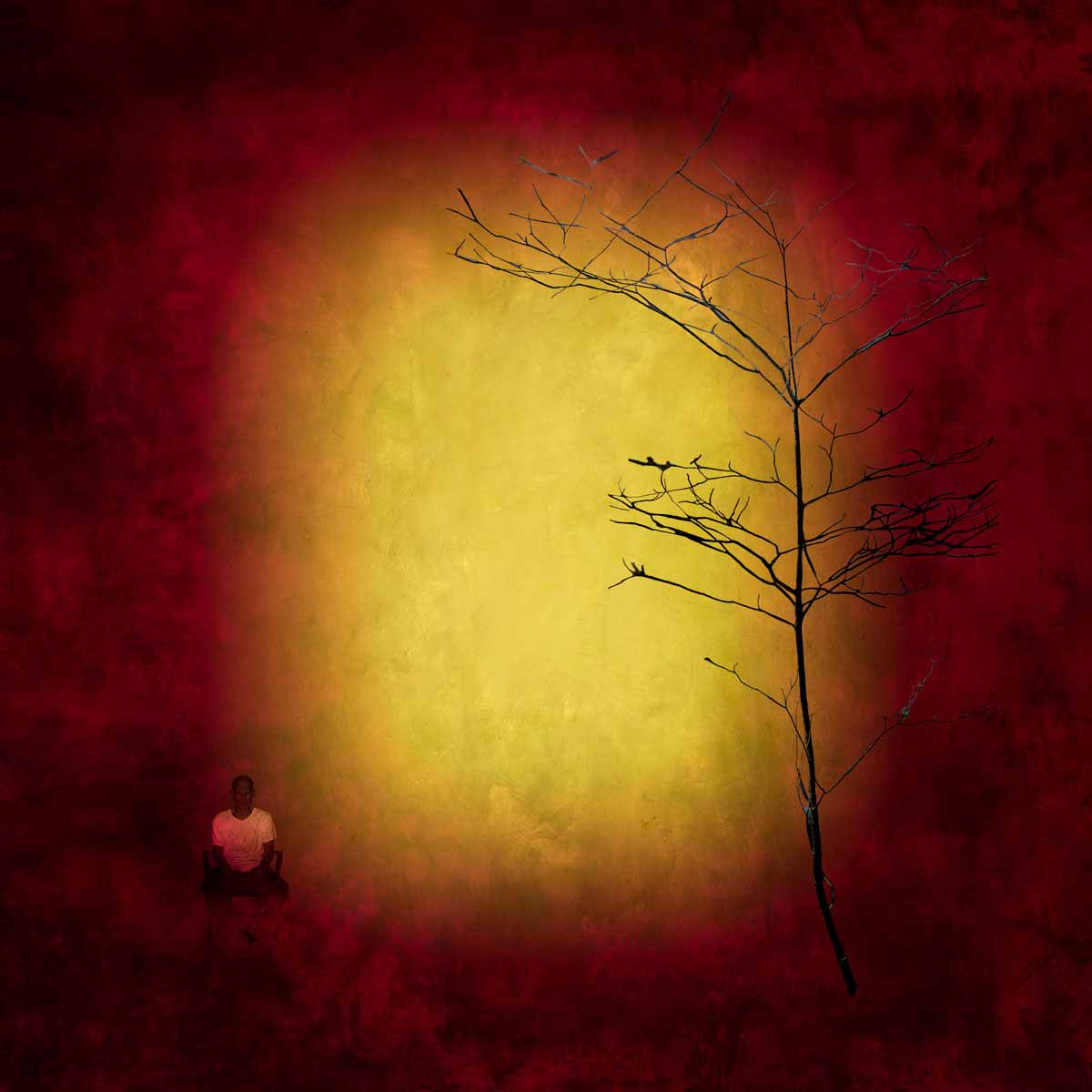 The Feeling of Alone by Bruce Panock
