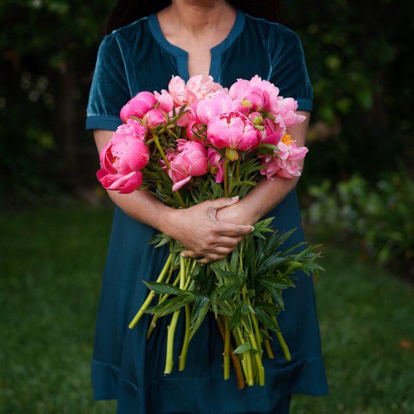 Always Buy Flowers by Rohina Hoffman