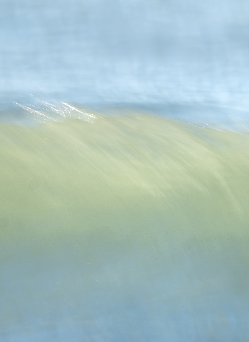 Wave Action by John Tunney
