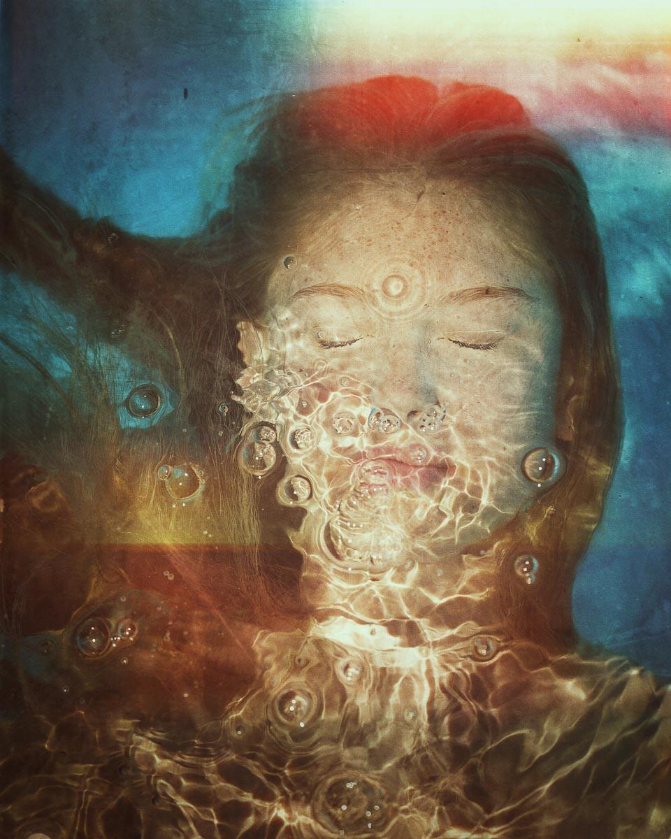 Submerged by Paul David Shea